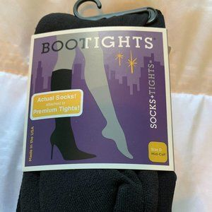 2 pairs of Boot Tights Size D Premium Sock Tights